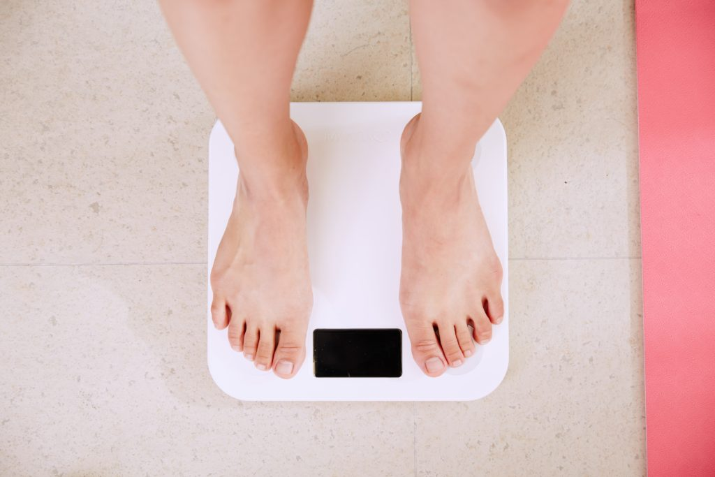 体重増加の原因